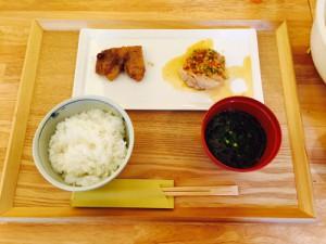 北海道オホーツク食材とAKOMEYAの美味しいお米の驚きレシピづくり4
