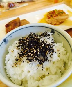 北海道オホーツク食材とAKOMEYAの美味しいお米の驚きレシピづくり5
