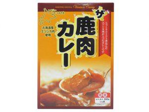 ザ・鹿肉カレー200g